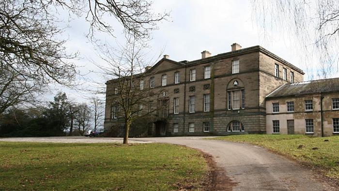 Doddington Hall, near Nantwich