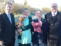 Dog Watch scheme launches in Stapeley to tackle rise in dog fouling