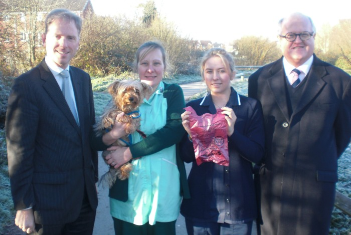 Dog Watch scheme launches in Stapeley