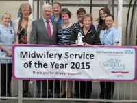 £3,840 Accuvein unit donated to Leighton Hospital