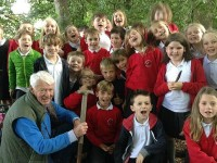 Nantwich youngsters help town's declining hedgehogs