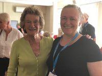 Long-serving St Luke's Hospice member retires after 30 years