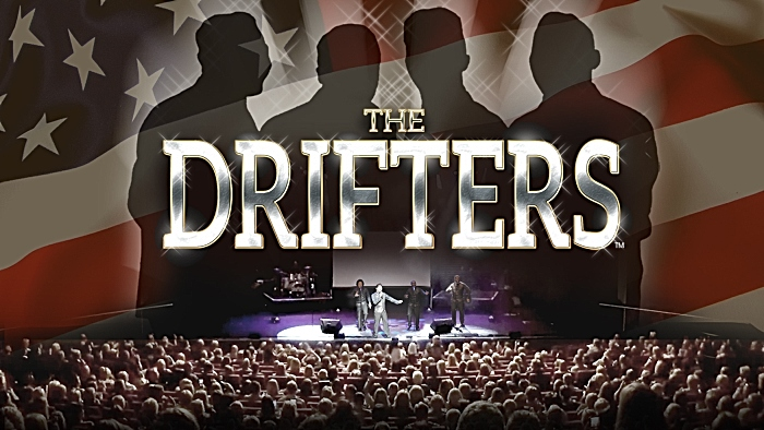 Drifters perform at Crewe Lyceum
