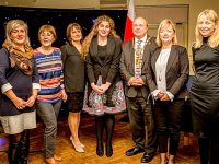 Polish delegation seal twinning agreement with visit to Nantwich