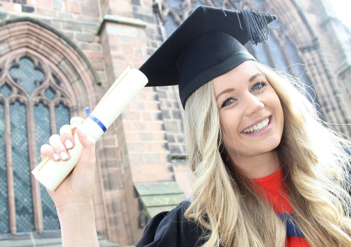 EQUINE BSc (Hons) Equine Science Hannah Dickson- Outstanding Achievement in undergrad research in Equine Science Award winner