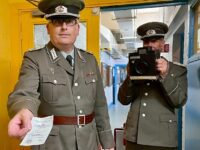 Soviet Threat event at Cold War nuclear bunker in Nantwich