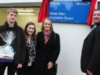 Reaseheath College food team names new centre after colleague