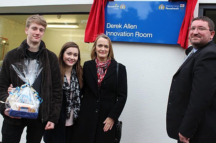 Ed Hattie and Janey Allen Nick Blakemore - food centre