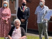 100-year-old earns title of Honorary Freewoman in Willaston