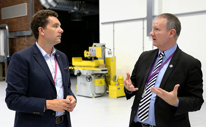 edward-timpson-and-david-terry-at-opening-of-crewe-utc