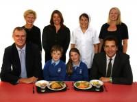 Nantwich primaries cope with boom in school meals demand