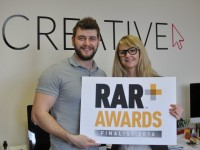 Nantwich firm trCREATIVE makes final of national awards