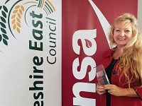 South Cheshire parks manager scoops national Green Flag award