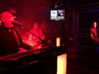 Electro 80s kick off fund-raising Studio concerts in Nantwich