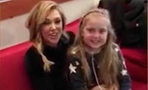 Elle Morris with Rachel Platten