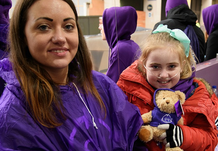 cystic fibrosis elle-with-her-mum-becky
