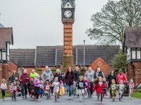 "Queens Park Fun Run raises vital cash for ""Elle's Wishes"" Nantwich charity"