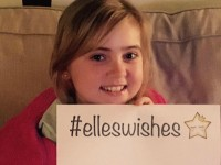 Elle Morris is national face of Cystic Fibrosis Trust Christmas campaign