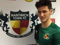 Nantwich Town top scorer Osbourne urges side to forget FA Cup loss