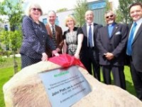 New Reaseheath College hall in Nantwich dedicated to late governor