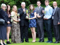 Reaseheath College students in Nantwich honoured with awards