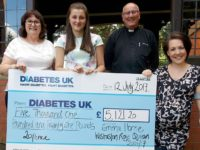 Wistaston Rose Queen raises more than £5,000 for Diabetes UK