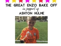 Enzo in Nantwich to stage fundraiser for boy who lost leg to cancer