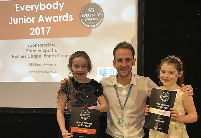 Everybody 2017 award winners