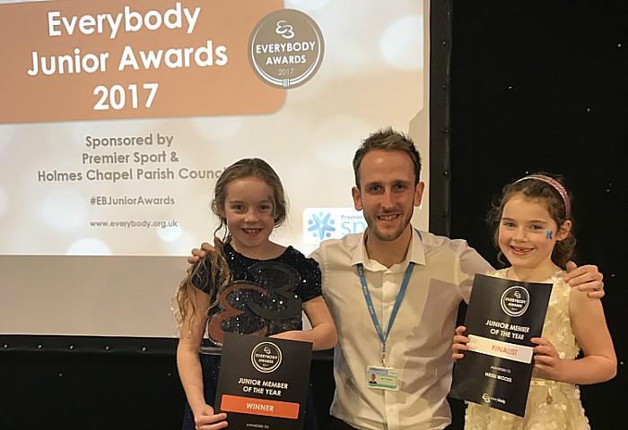 Everybody 2017 award winners