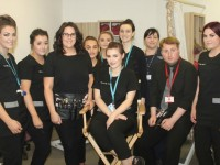 Nantwich woman returns to college to share beauty business success