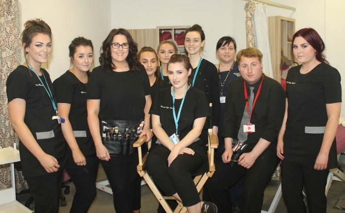 Ex Student Sarah shares beauty business success story