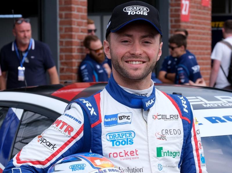 Rob Smith driver - Thruxton