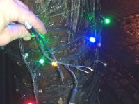 Woman who damaged Nantwich Christmas Lights traced by police