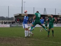 Liam Shotton heads Nantwich Town nearer to Wembley