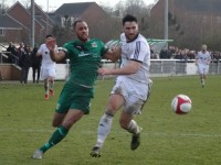 Nantwich Town lose 4-2 in FA Trophy semi first leg against Halifax