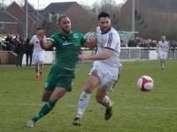 Nantwich Town lose 4-2 in FA Trophy semi first leg against Halifax