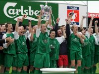 Book celebrating Nantwich Town's FA Vase win unveiled