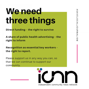 Facebook Post - ICNN campaign