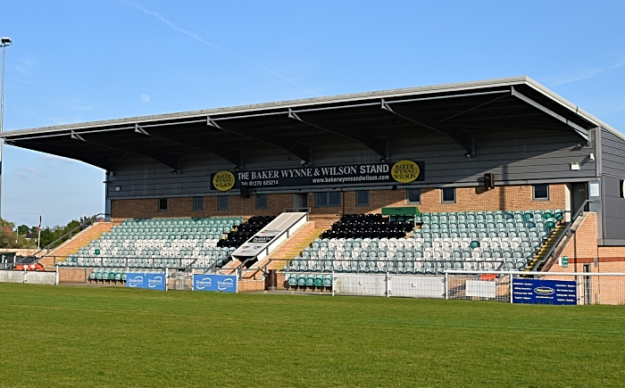 Nantwich Town - Fairfax Suite in Baker Wynne & Wilson Stand at Weaver Stadium