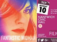 Nantwich film club to screen Fantastic Woman on September 10