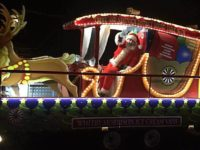 Crewe & Nantwich Round Table unveils Santa journey!
