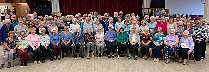 Fifty Plus Club - Nantwich Civic Hall