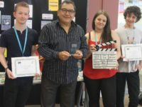 College students win competition at Nantwich Film Festival