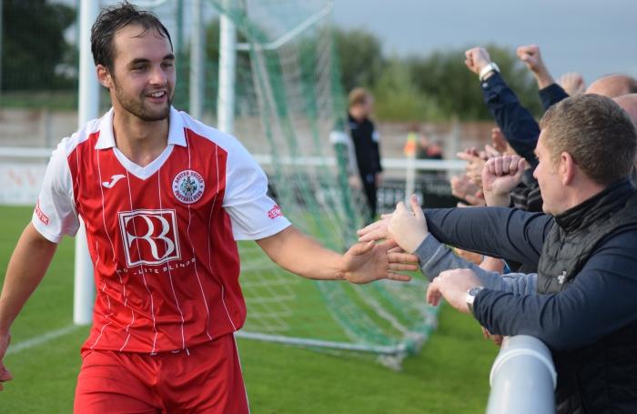 Final whistle - Ashton United player thanks fans