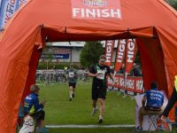 Record entries compete in UK Triathlon in Nantwich