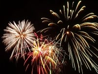 Wistaston Fireworks Display takes place at Eric Swan Sports Ground