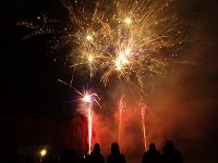Nantwich school celebrates Chinese New Year with firework display