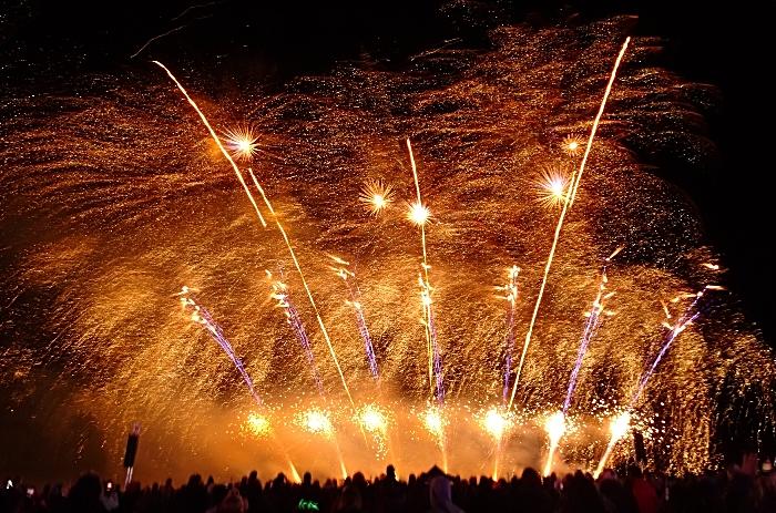 Fireworks display - spooktacular 4