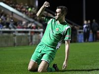 Nantwich Town continue impressive run with 1-0 win away at Marine