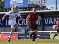 Nantwich Town Ladies beat higher tier opposition in pre-season friendly